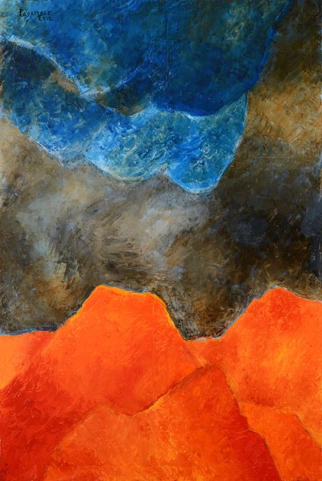 Fine Art, Indian Art, Modern Art Painting, Modern Art